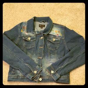 New Look Blue Denim Jacket